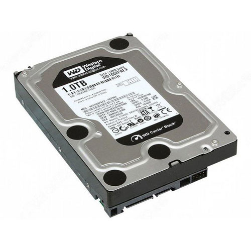 Жёсткий диск 1Tb SATA-III Western Digital WD1002FAEX