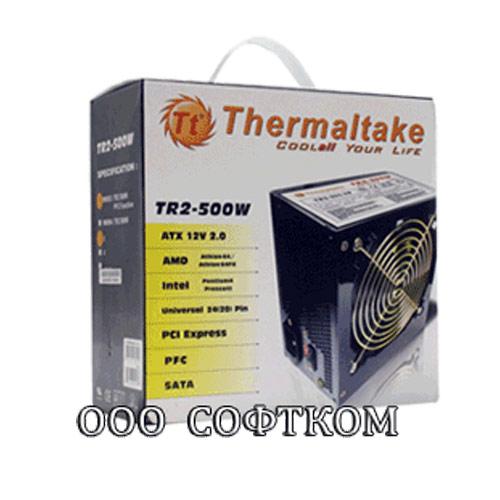 Блок питания  500W Thermaltake W0093RE TR2